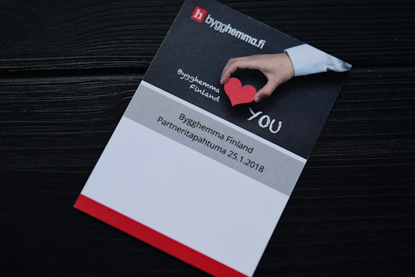 Printed paper inserts for conference badge holders