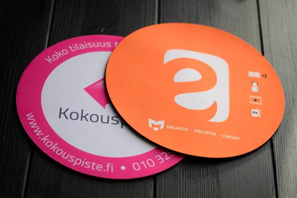 Sublimation printed mousepad
