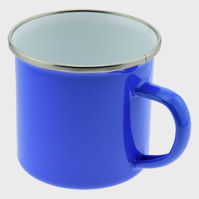 Enamel Mug Blue
