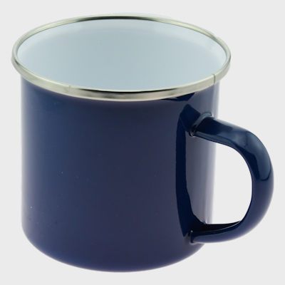 Enamel Mug Navy