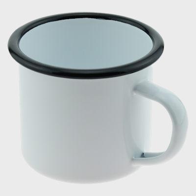 Enamel Mug Retro
